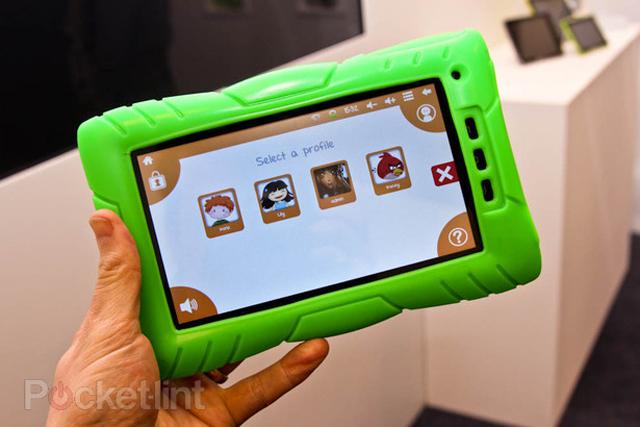 Inspiration Works' Kurio Android Tablet