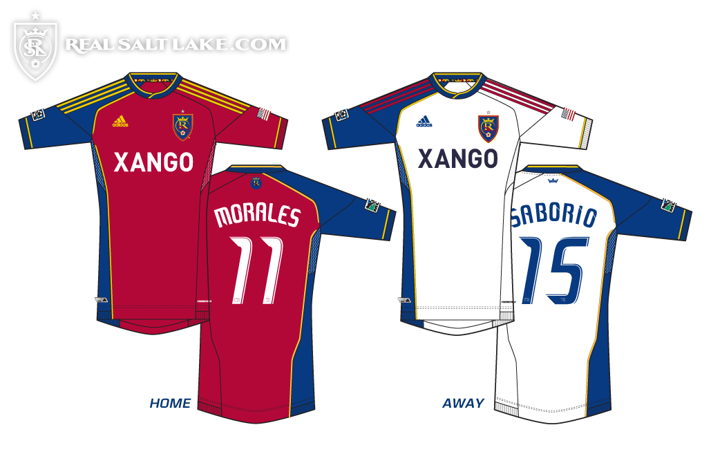 1a75293ab Ranking RSL s jerseys over the years - RSL Soapbox