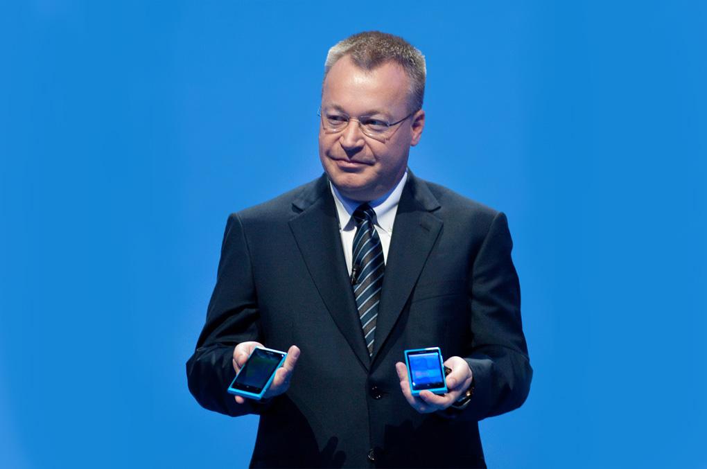 Stephen Elop Windows Phones 1020