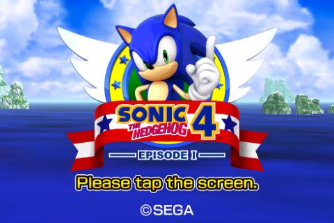 Sonic 4 Epi 1
