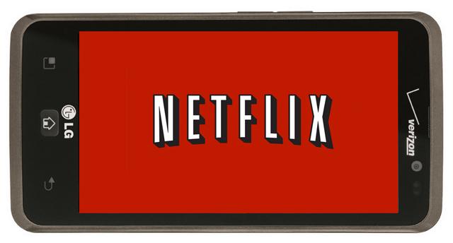 LG Spectrum with Netflix