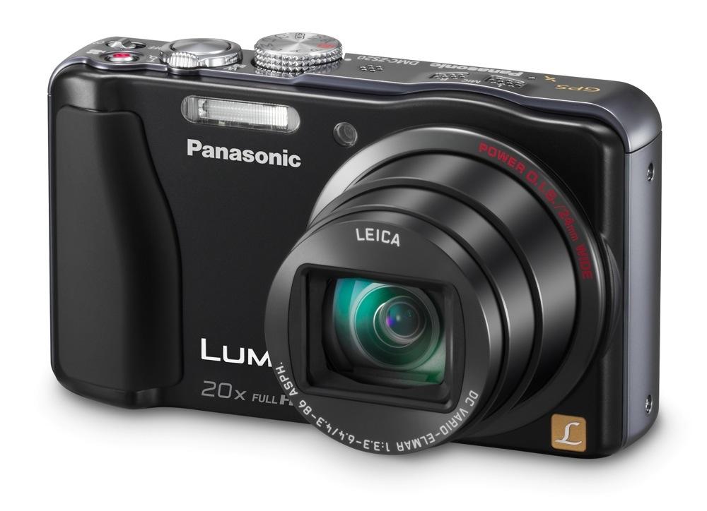 Gallery Photo: Panasonic Lumix ZS, SZ, FH, TZ line refresh press pictures