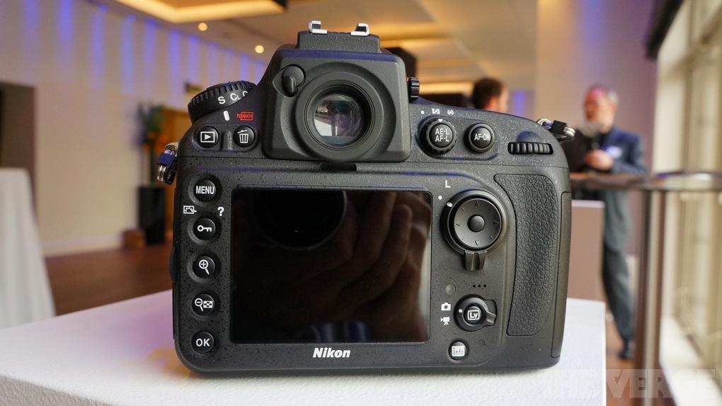 Gallery Photo: Nikon D800 hands-on photos