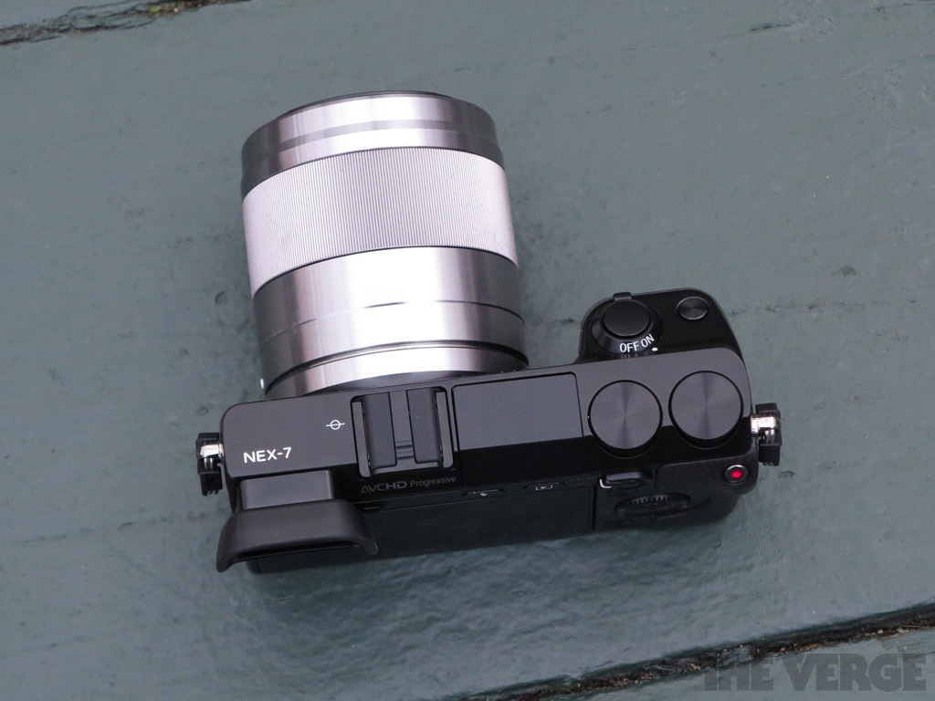 Gallery Photo: Sony NEX-7 review pictures