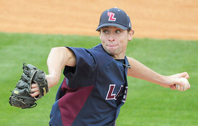 Shay Crawford resurrected his career with Lee University in Cleveland, TN, an NAIA school for which he was 11-2 with an 1.21 ERA in 2011. (Photo Courtesy of the Cleveland Daily Banner)