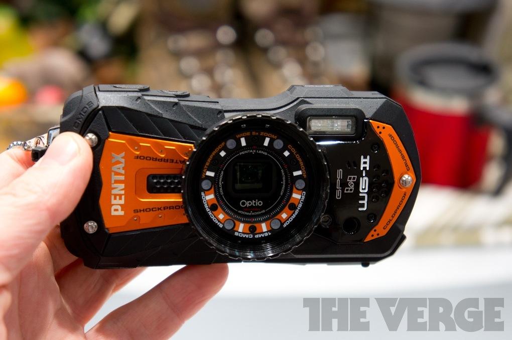 Gallery Photo: Pentax Optio WG-2 GPS hands on