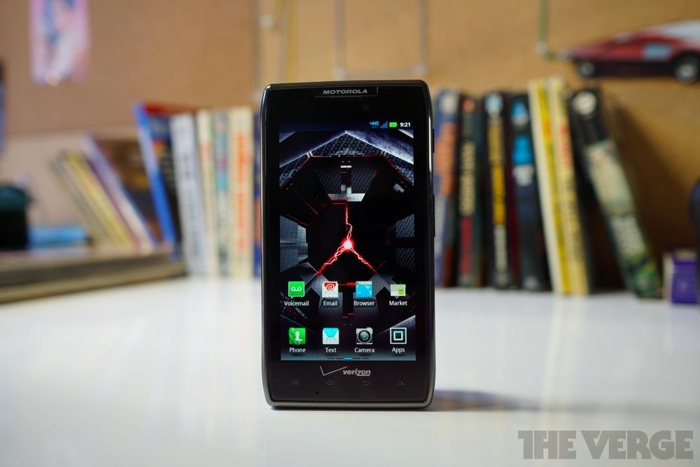 Gallery Photo: Motorola Droid RAZR Maxx review pictures