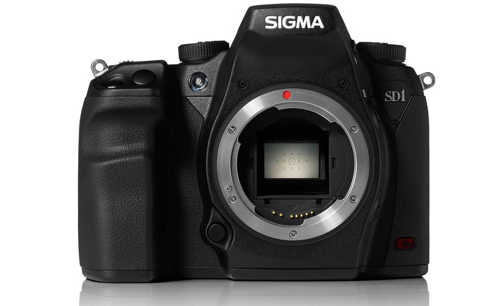Sigma SD1 Press