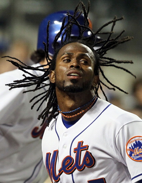 <strong>Jose Reyes has another electrifying performance. </strong>