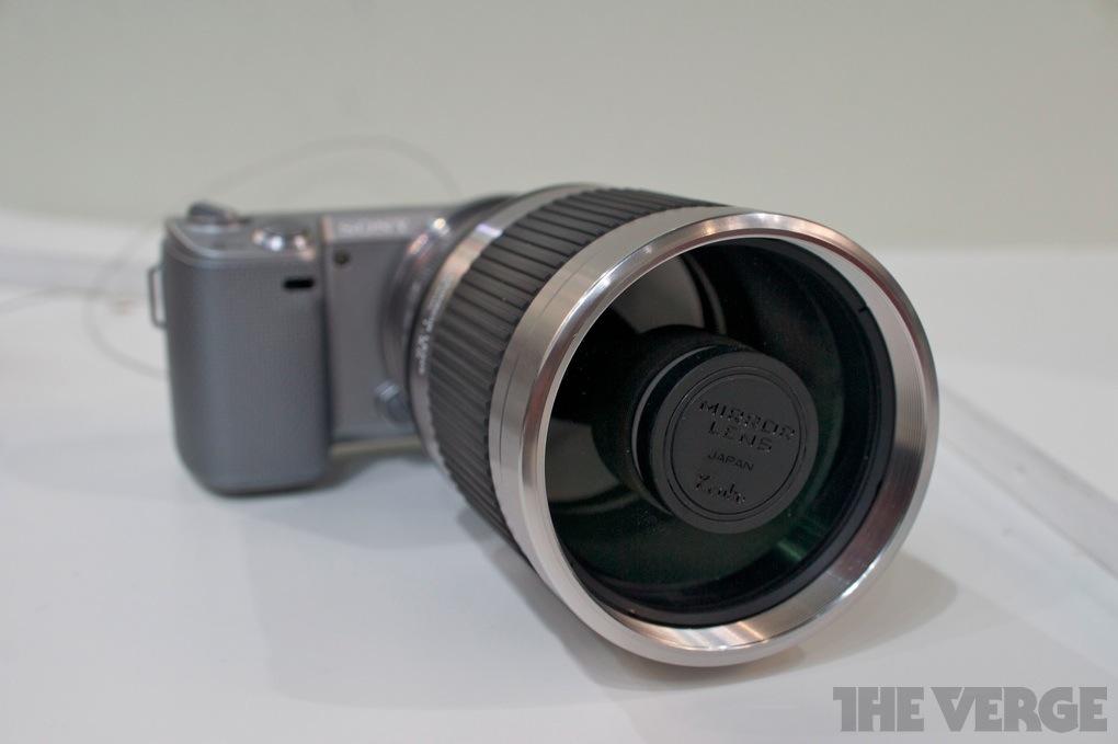 nex 5n mirror lens