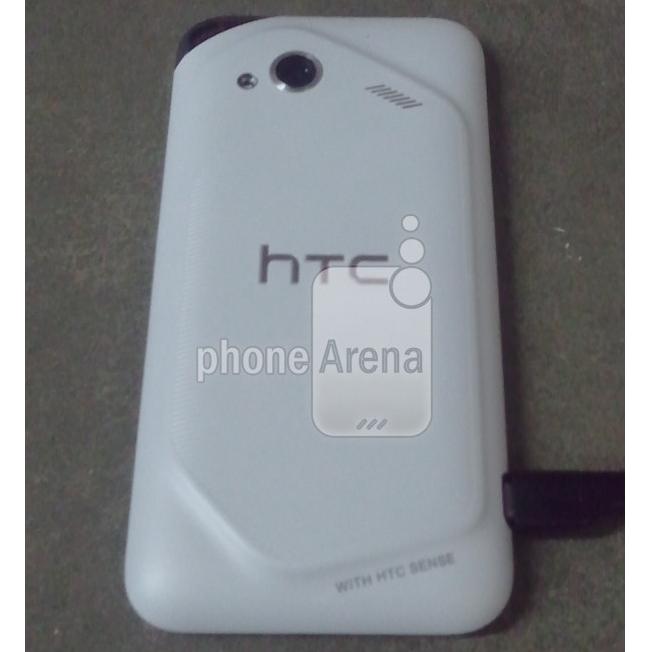 Mystery HTC ICS Phone