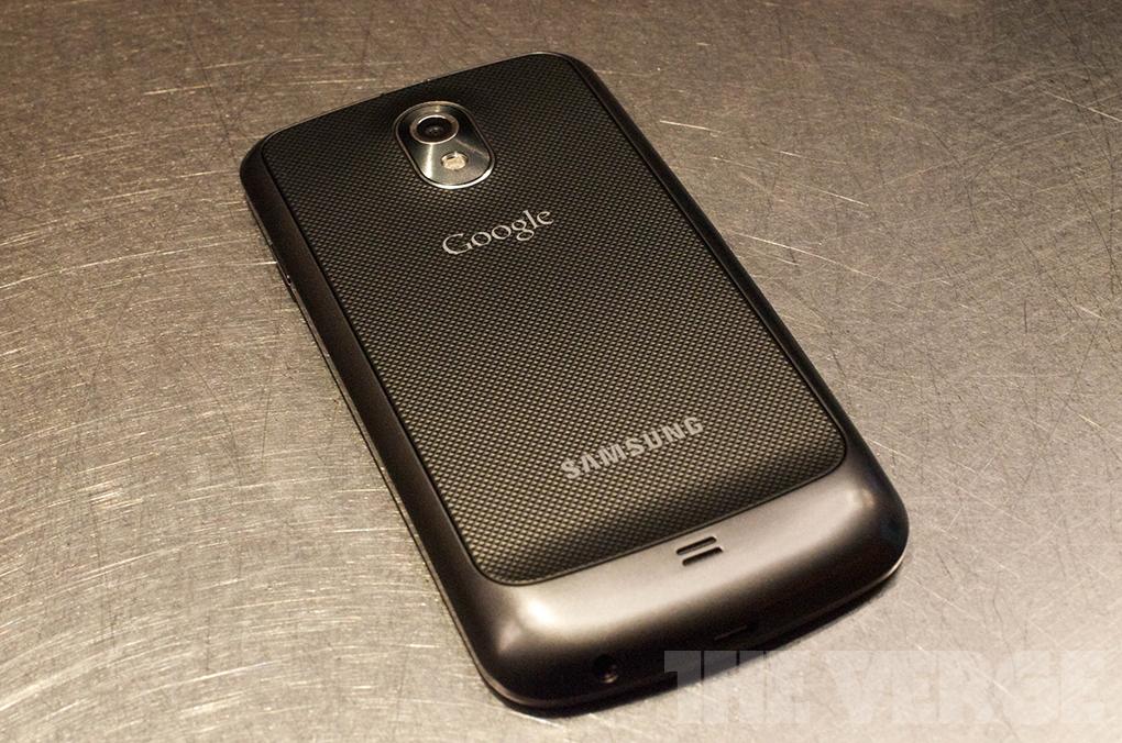 Galaxy Nexus (GSM) stock (1020)