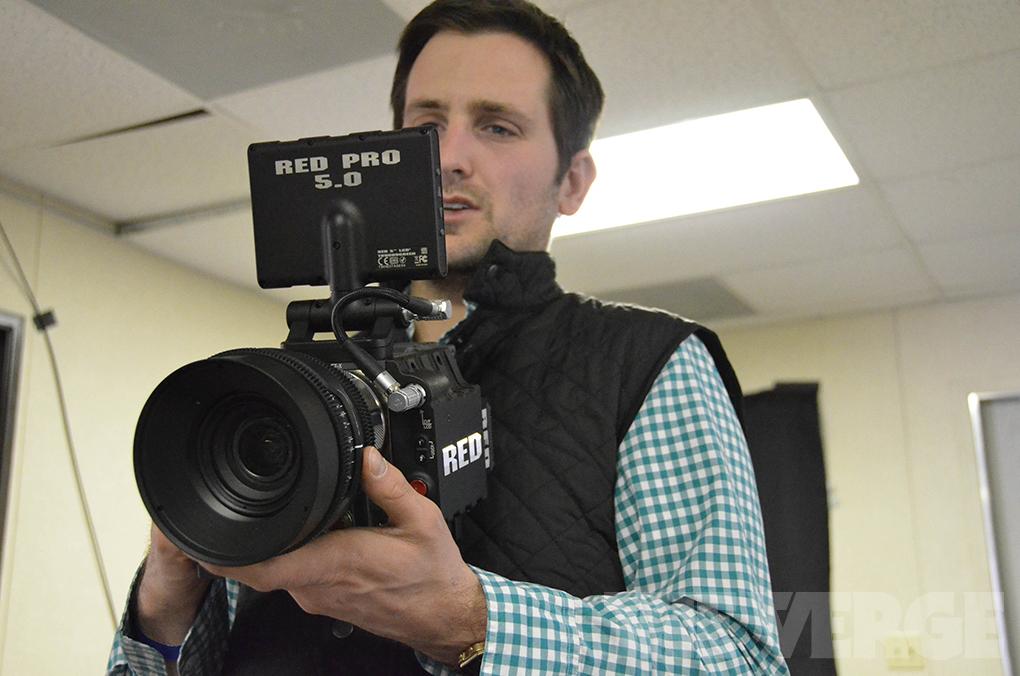 Chad Mumm RED Scarlet camera (1020)