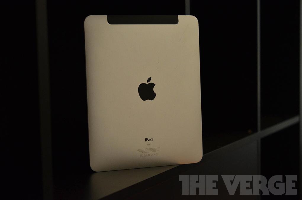 iPad 1 stock