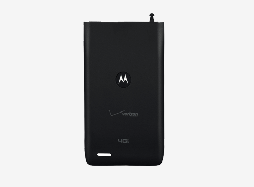 Droid 4 replacement battery cover