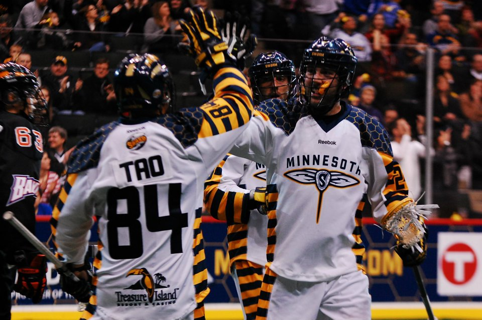 The Swarm need to get back to celebrating.