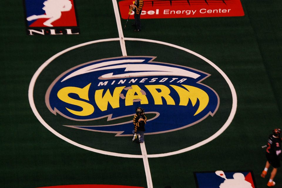 Never take your eye off of the Minnesota Swarm.
