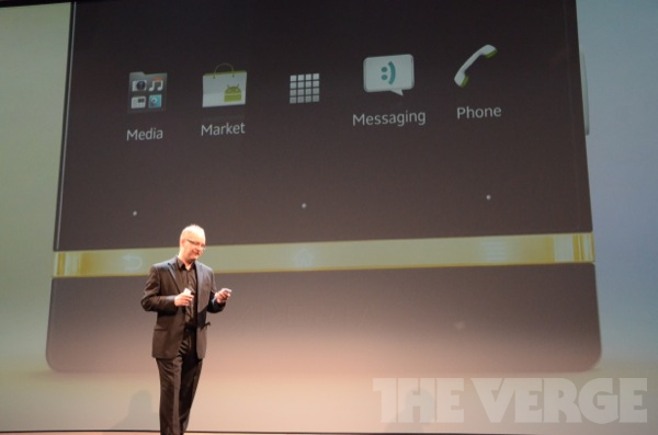 Gallery Photo: Sony Announcement #2