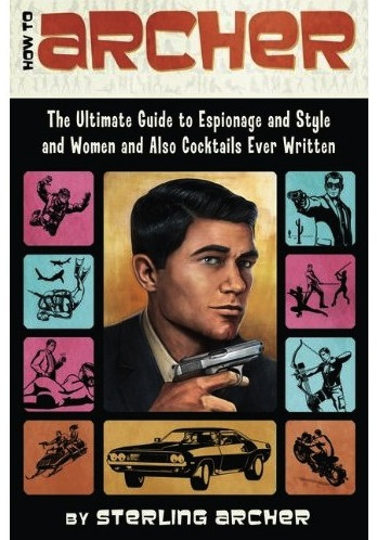 What, you thought we would go through this entire Mixology series and not use anything from the Sterling Archer playbook? Man, you all don't know us very well.