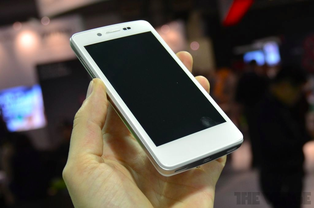 Gallery Photo: K-Touch Treasure V8 pictures
