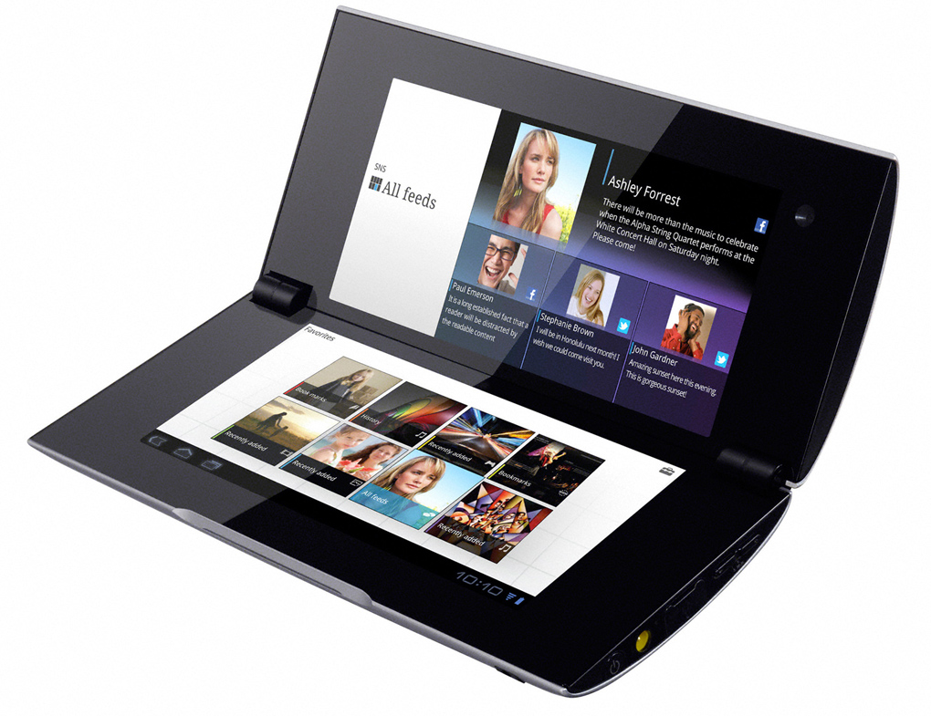 Awesome Tablet P Wi Fi 3G Sony The Verge Interior Design Ideas Grebswwsoteloinfo