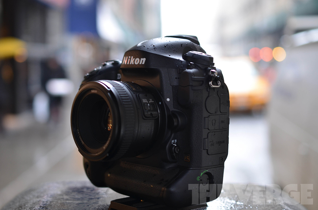 Gallery Photo: Nikon D4 hands-on hardware photos
