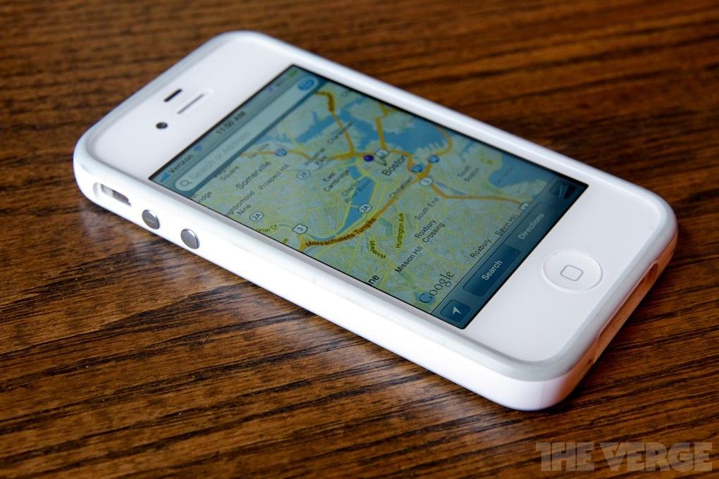iPhone location