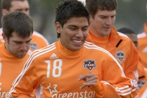 The Houston Dynamo announced that Alex Dixon has been sent out on a short-term loan deal with the San Antonio Scorpions of the NASL.