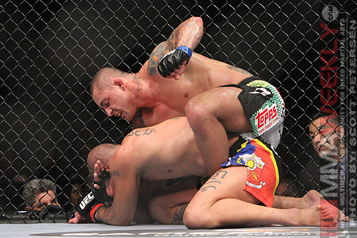 """What's next for UFC 125 winners like Thiago Silva (pictured, top) in their next bouts? MMAForReal.com's Matt Bishop breaks down the potential future matchups. Photo by Scott Petersen/<a href=""""http://mmaweekly.com"""" target=""""new"""">MMAWeekly.com</a>"""