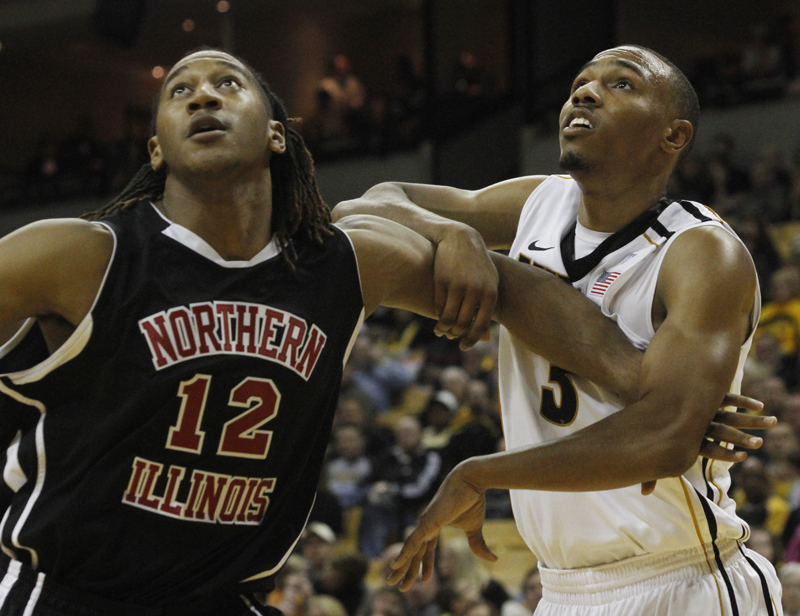 Things are starting to look up for Nate Rucker and the Northern Illinois basketball program.