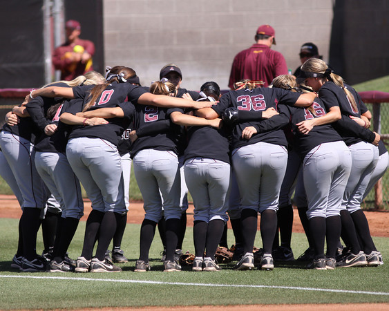 Asu Softball Off To Oklahoma City Womens College World Series Next For Sun Devils