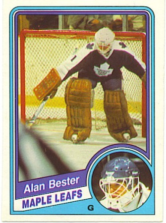 Allan Bester faced over 37 shots per game as a rookie.