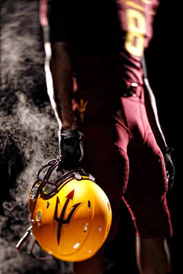 The new look of Sun Devils athletics. Photo courtesy of ASU.