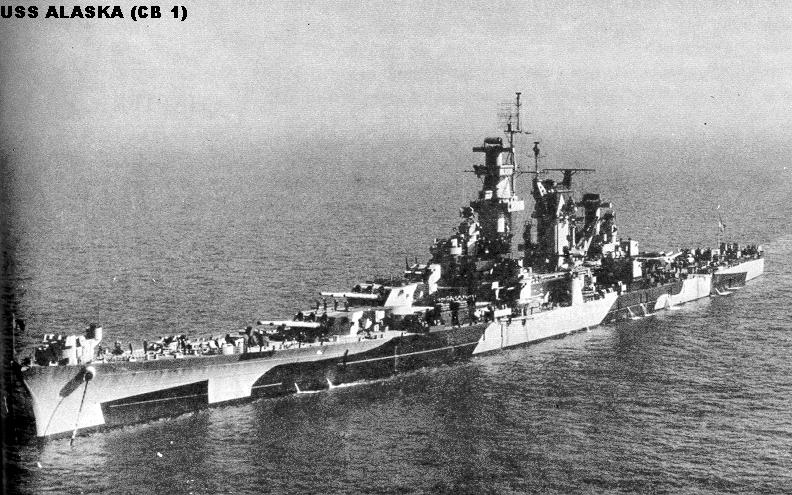 "Big. Fast. Powerful. And kinda useless. via <a href=""http://www.hazegray.org/navhist/battleships/images/usa/cb1-1.jpg"">www.hazegray.org</a>"
