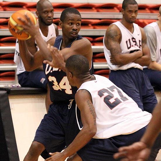 Photo By Steven Maikoski/USA Basketball
