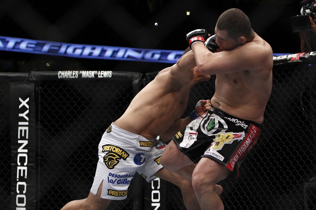 PHOTO CREDIT: Esther Lin, MMAFighting.com