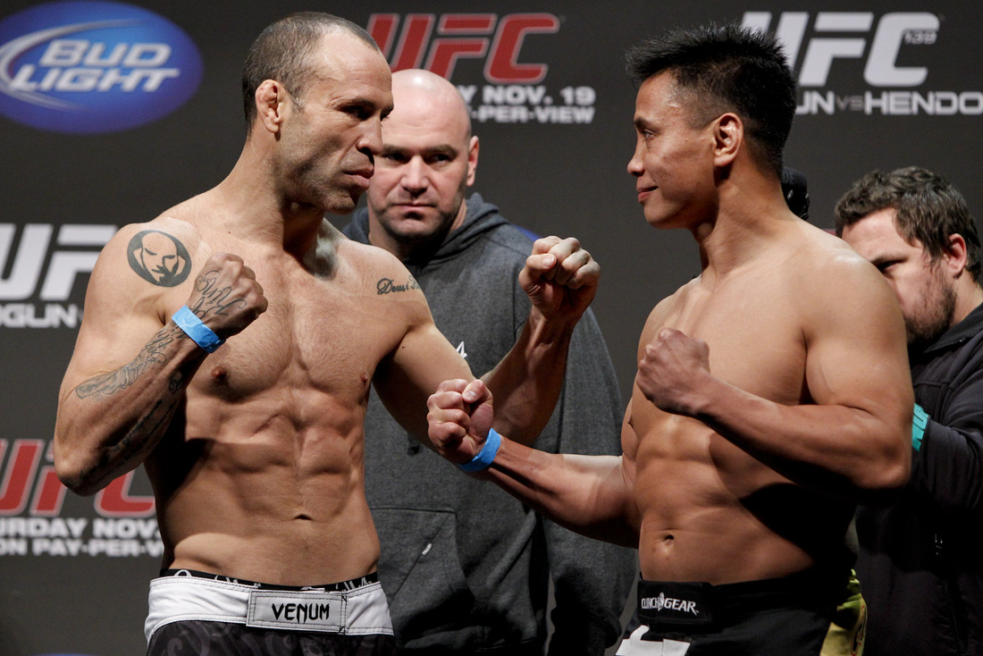"""Photo by Esther Lin for<a href=""""http://www.mmafighting.com/photos/"""" target=""""new""""> MMA Fighting</a>."""