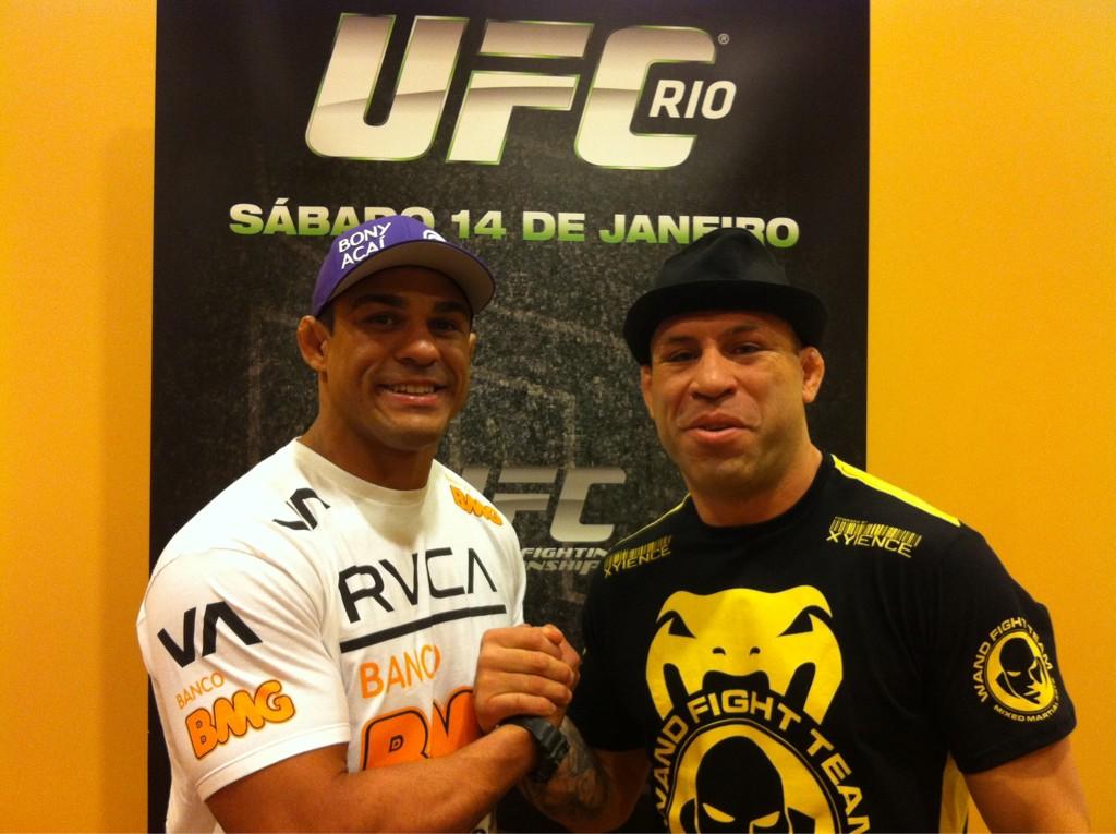 Photo via UFC Brasil.