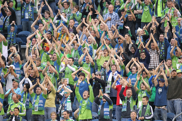 Major League Soccer has succeeded in Seattle, another pro sports town with a major college program.