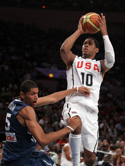 Danny Granger can raise his NBA game after spending the summer with Team USA.