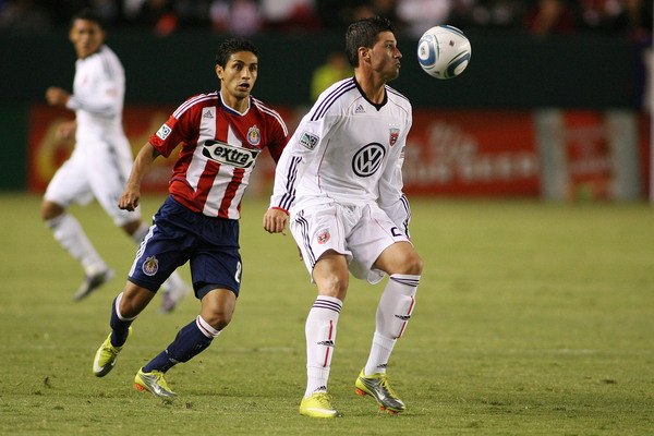 Santino Quaranta has retired from MLS, but his soccer career is not over