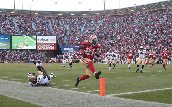 I love Candlestick Park and it's history but the 49ers sure could use the new stadium credit