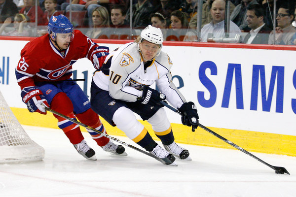 Is Martin Erat ready to bust out as a productive option for your fantasy hockey lineup?