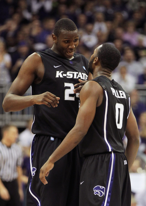 These two guys need to step up today for KSU.