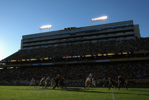 Will this stadium soon be torn down for a bigger and better SDS?  (Photo by Christian Petersen/Getty Images)