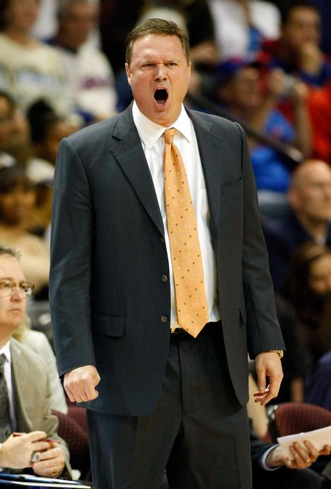 I hope you didn't make a brown, coach.