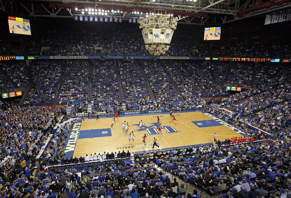 """Jeff Sheppard -- """"We want to fill up Rupp Arena"""" for the Big Blue All-Stars vs. The Villains showdown on October 24."""