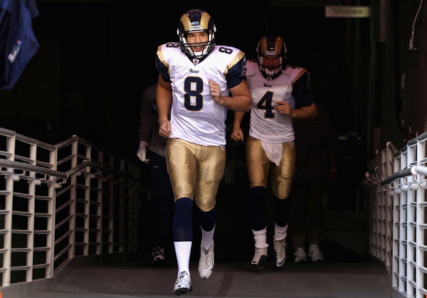 The St. Louis Rams can see the playoffs at the end of the tunnel, but it's no easy ride to get there.