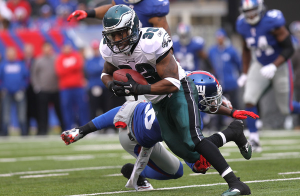 Jerome Harrison is one of a gaggle of backup running back options for the St. Louis Rams.