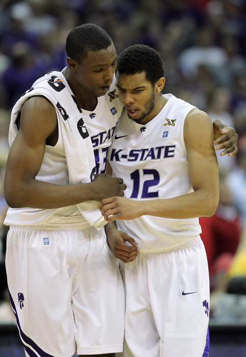 K-State fans won't be seeing any of Wally Judge or Nick Russell next season.